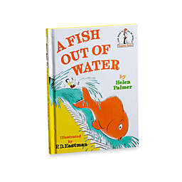 Dr. Seuss' Fish Out of Water Book
