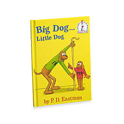 Dr. Seuss' Big Dog Little Dog Book