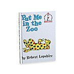 Dr. Seuss' Put Me in the Zoo Book