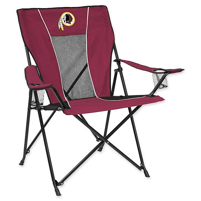 Alternate image 1 for NFL Washington Redskins Folding GameTime Chair