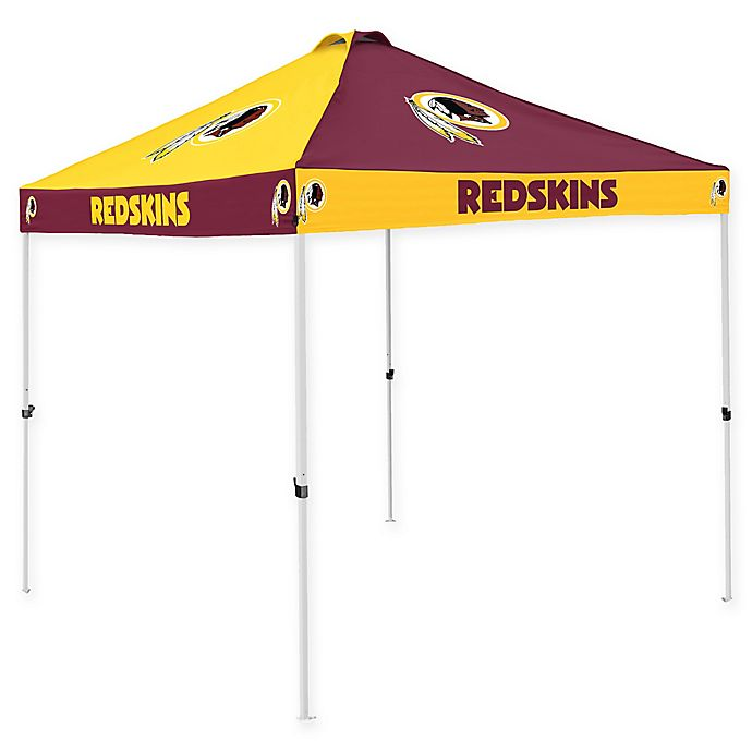Alternate image 1 for NFL Washington Redskins Checkerboard Tailgate Tent