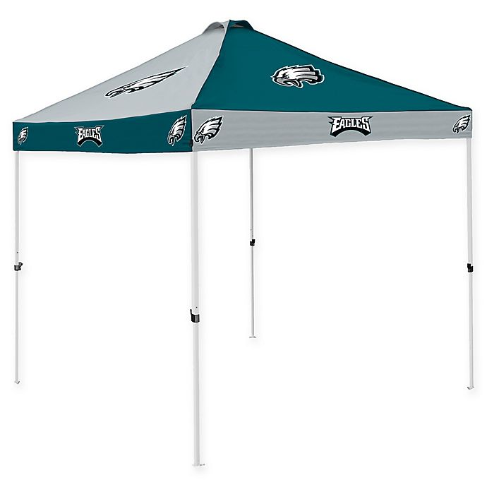 Alternate image 1 for NFL Philadelphia Eagles Checkerboard Tailgate Tent