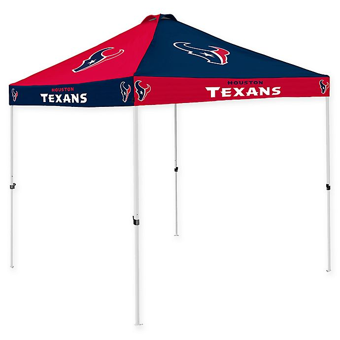 Alternate image 1 for NFL Houston Texans Checkerboard Tailgate Tent