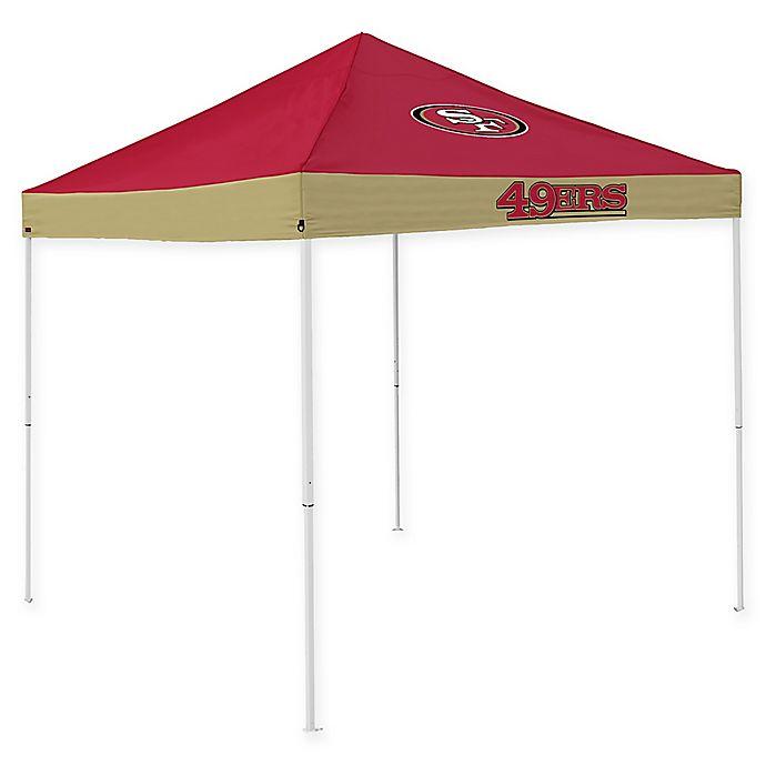 Alternate image 1 for NFL San Francisco 49ers Economy Tent