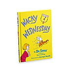 Dr. Seuss' Wacky Wednesday Book