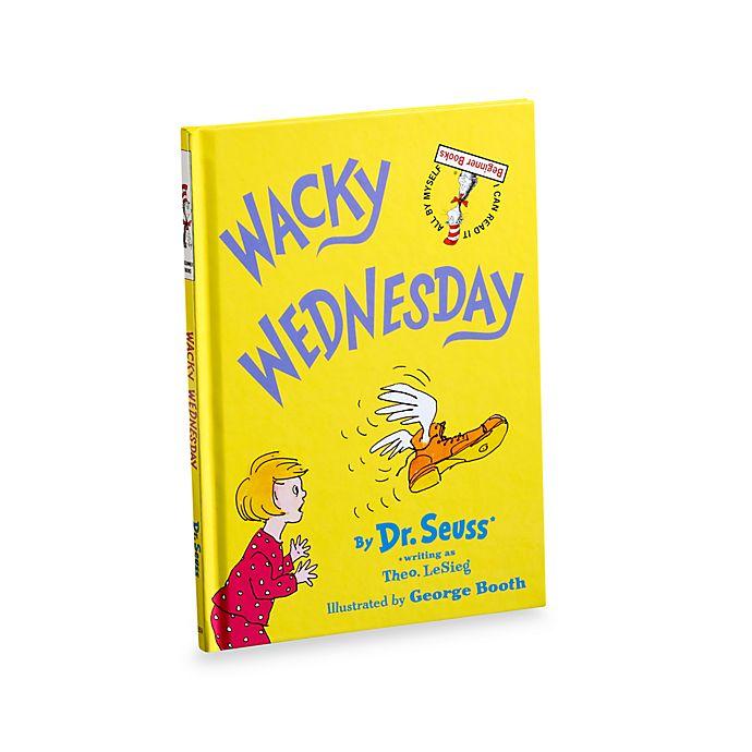 Alternate image 1 for Dr. Seuss' Wacky Wednesday Book