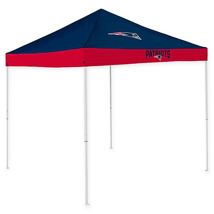 Alternate image 1 for NFL New England Patriots Economy Tent