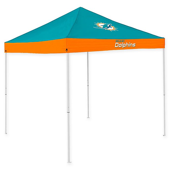 Alternate image 1 for NFL Miami Dolphins Economy Tent