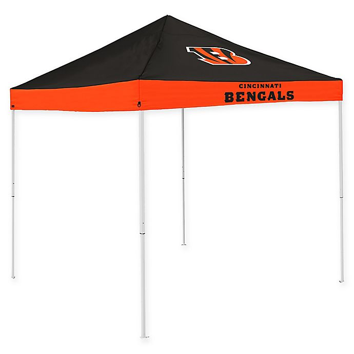 Alternate image 1 for NFL Cincinnati Bengals Economy Tent