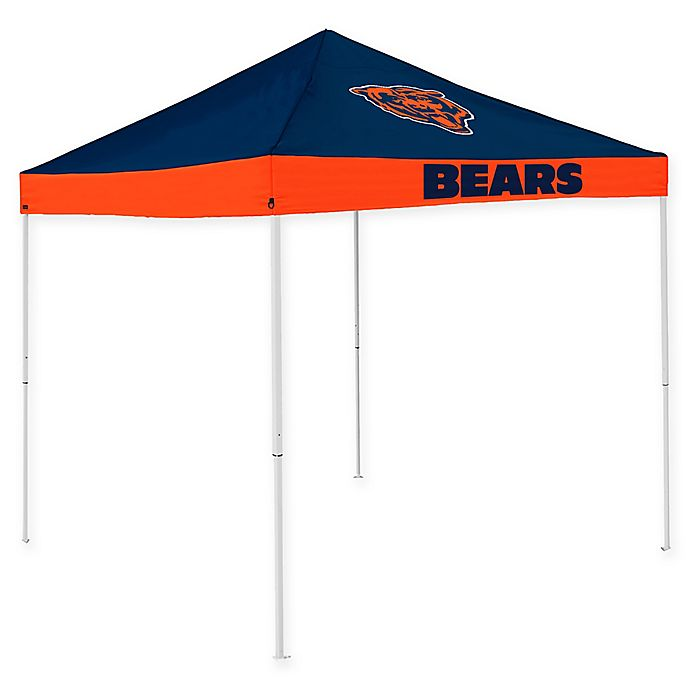 Alternate image 1 for NFL Chicago Bears Economy Tent