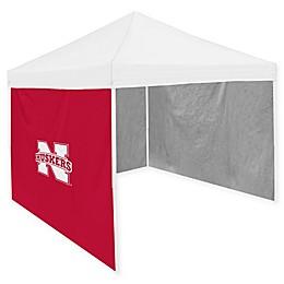 University of Nebraska 9-Foot x 9-Foot Canopy Side Panel