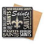 NFL New Orleans Saints Coasters (Set of 6)