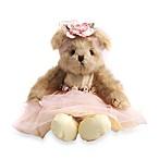 Glenna Jean Madison Plush 10-Inch Prima Donna Bear