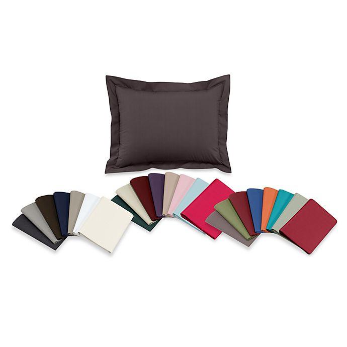 Alternate image 1 for Smoothweave™ Tailored Pillow Sham