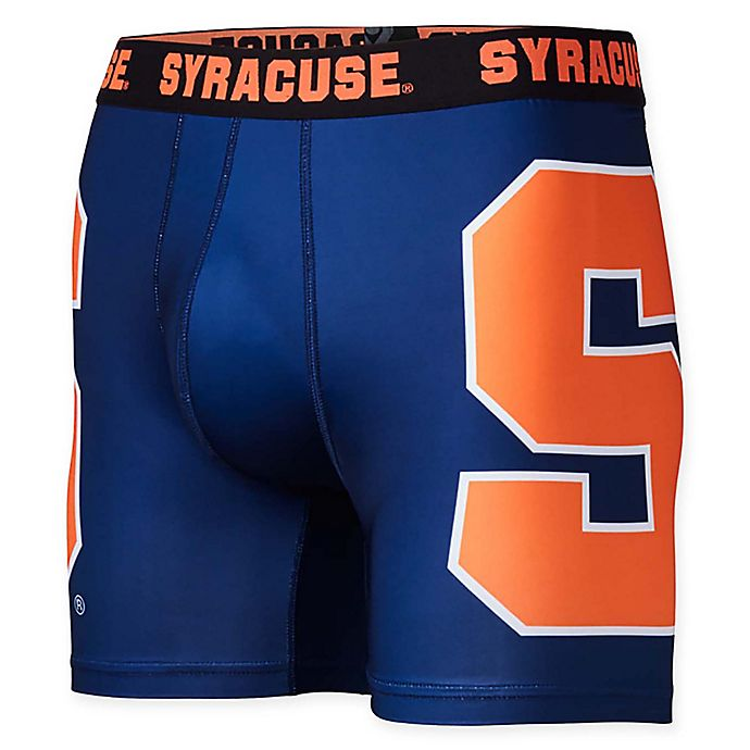 Alternate image 1 for Syracuse University Large Boxer Brief