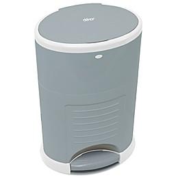 Diaper Dekor Kolor Plus Diaper Disposal System in Grey