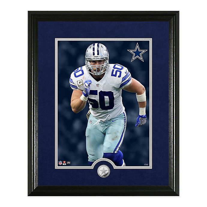 Alternate image 1 for NFL Sean Lee Canvas Art Silver Coin Photo Mint