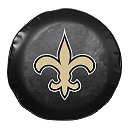 NFL New Orleans Saints Large Fluer de Lis Tire Cover