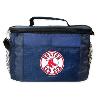 Mlb Boston Red Sox 6 Can Cooler Bag Bed Bath And Beyond