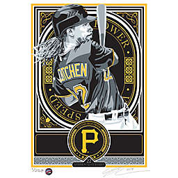 MLB Pittsburgh Pirates Andrew McCutchen Serigraph