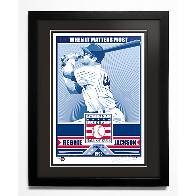 separation shoes 584f0 2dd77 MLB New York Yankees Hall-of-Famer Reggie Jackson That's My ...