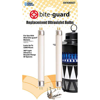 Bite-Guard® Replacement UV Bulbs (Set of 2)