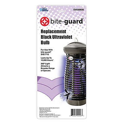 Blue Rhino® Bite-Guard® 2-Pack Replacement UV Light Bulbs for 1-Acre Bug Zapper