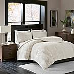 Madison Park Adelyn Ultra Plush King/California King Comforter Set in Ivory
