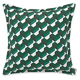 Lacoste Volume Pique Square Throw Pillow