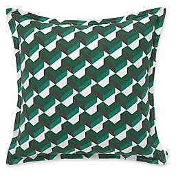Lacoste Volume Pique Square Throw Pillow