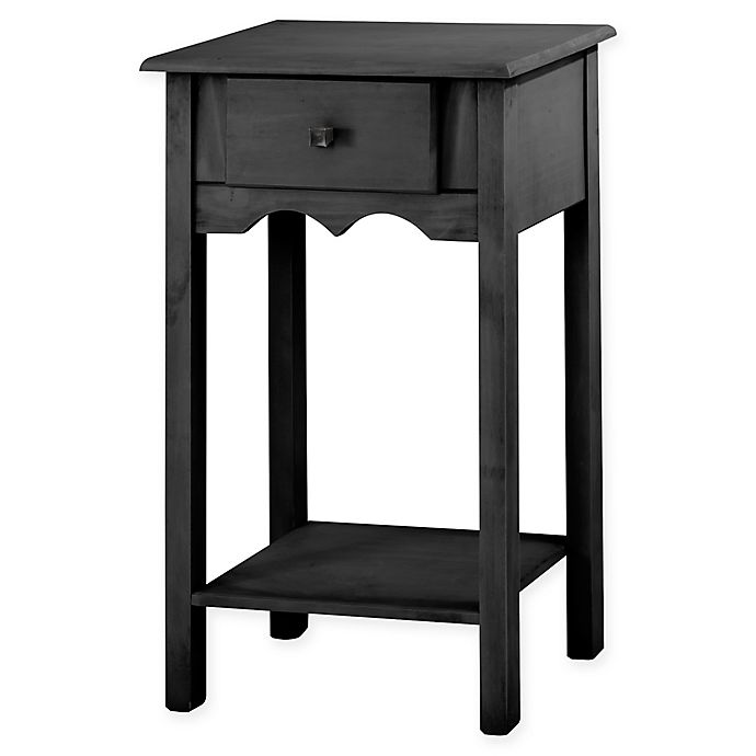 Manhattan Comfort Jay End Table Bed Bath Beyond
