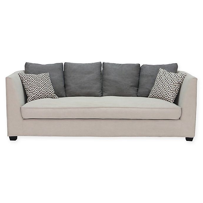 Alternate image 1 for Moe's Home Collection Watson Sofa in Cappuccino