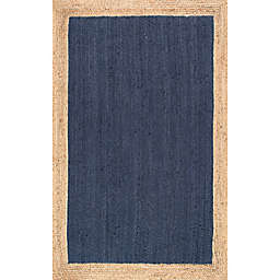 nuLOOM Eleonora 3-Foot x 5-Foot Area Rug in Blue