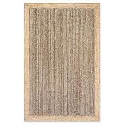 nuLOOM Eleonora 5-Foot x 8-Foot Area Rug in Grey