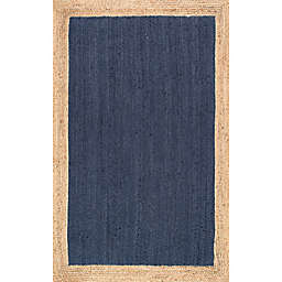nuLOOM Eleonora 8-Foot x 10-Foot Area Rug in Blue