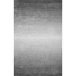 Nuloom Ombre Bernetta 7-Foot 6-Inch x 9-Foot 6-Inch Area Rug in Grey