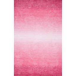 Nuloom Ombre Bernetta 8-Foot 6-Inch x 11-Foot 6-Inch Area Rug in Pink