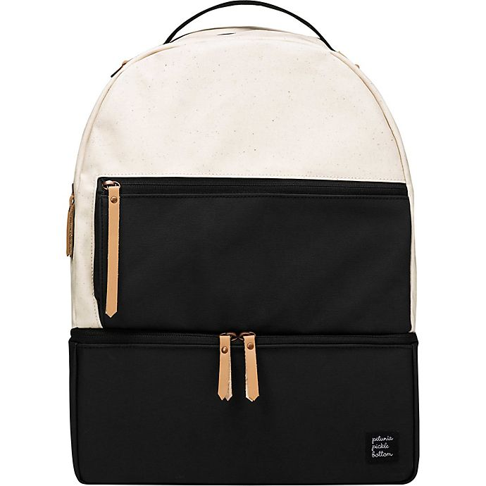 Alternate image 1 for Petunia Pickle Bottom® Axis Backpack in Birch/Black