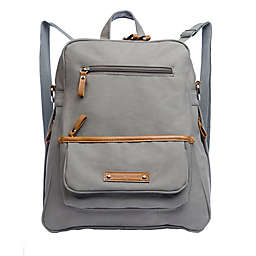 Vilah Bloom M.O.T.G. Convertible Diaper Backpack in Windy City