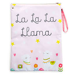 Tri-Coastal Kids Little Llama Dreams Wet/Dry Bag