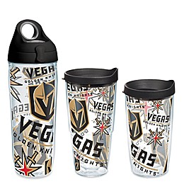 Tervis® NHL Vegas Golden Knights Allover Wrap Drinkware with Lid