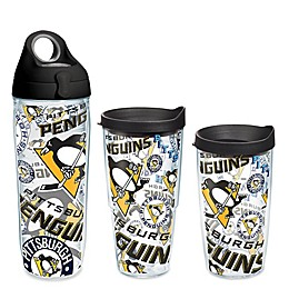 Tervis® NHL Pittsburgh Penguins Allover Wrap Drinkware with Lid