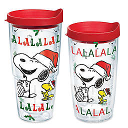 Tervis® Peanuts® Snoopy Santa Wrap Tumbler with Lid