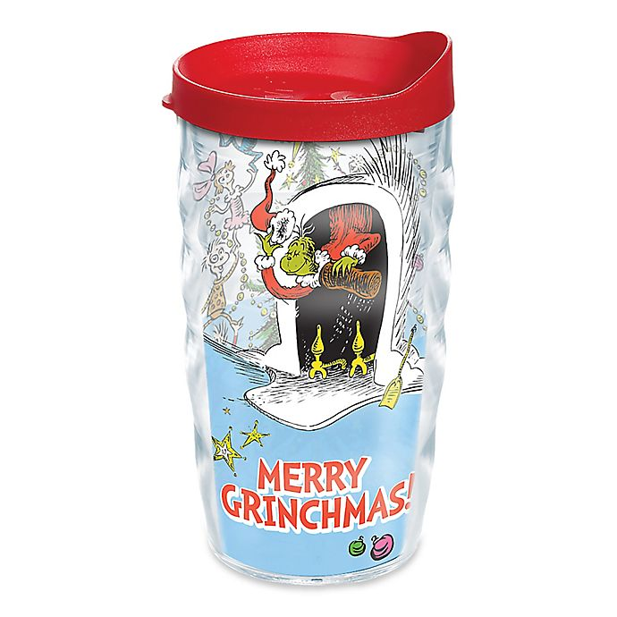 Tervis® Dr. Seuss' Grinch 10 Oz. Wavy Wrap Tumbler With