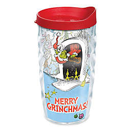 310610addb9c0 Tervis reg  Dr. Seuss  Grinch 10 oz. Wavy Wrap Tumbler With Lid