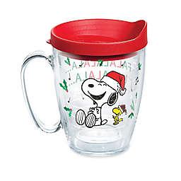 Tervis® Peanuts® Snoopy Santa 16 oz. Wrap Mug with Lid