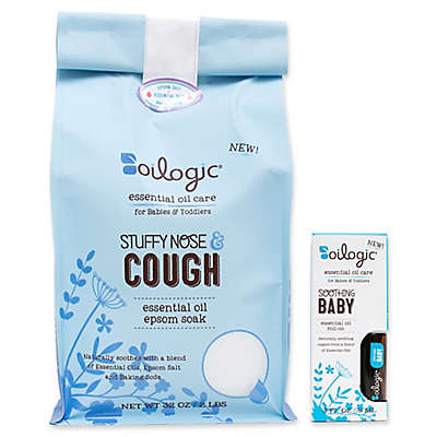 Oilogic® Soothing Baby Essential Oil Collection