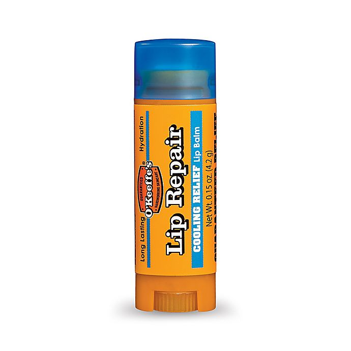 Alternate image 1 for O'Keeffe's® .15 oz. Lip Repair® Lip Balm Stick in Cooling Relief