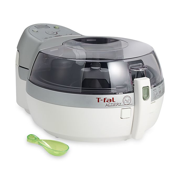 Alternate image 1 for T-Fal® ActiFry Low Fat Multi Cooker in White