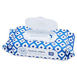 Honest 72-Count Wipes in Ikat